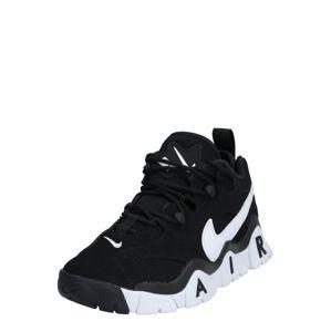 Nike Sportswear Tenisky 'NIKE AIR BARRAGE LOW (GS)'  čierna / biela