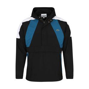 Lacoste Sport Športová bunda  modré / čierna / biela
