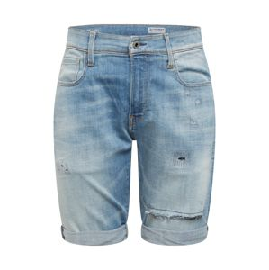 G-Star RAW Shorts '3301'  modrá denim
