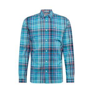 Tommy Jeans Hemd 'TJM ESSENTIAL CHECK SHIRT'  zmiešané farby / svetlomodrá