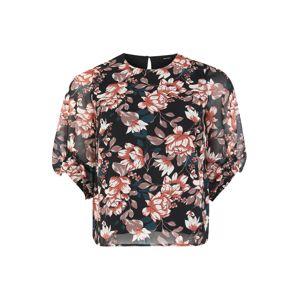 Vero Moda Curve Tričko 'VMWILMA'  zmiešané farby / čierna