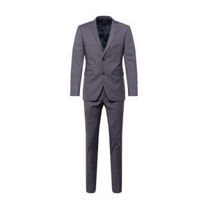 Esprit Collection Oblek 'F uni suit'  sivá