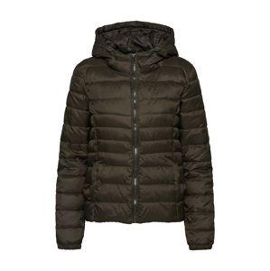 ONLY Zimná bunda  tmavozelená