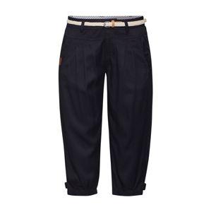 Ragwear Plisované nohavice 'CRISPY'  čierna