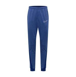 NIKE Športové nohavice 'Academy'  modrá