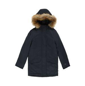Petrol Industries Zimná bunda  tmavomodrá