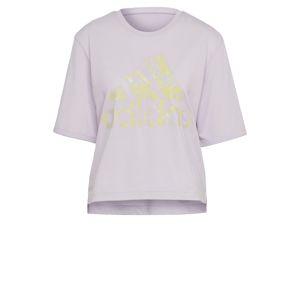 ADIDAS PERFORMANCE Funkčné tričko  pastelovo fialová