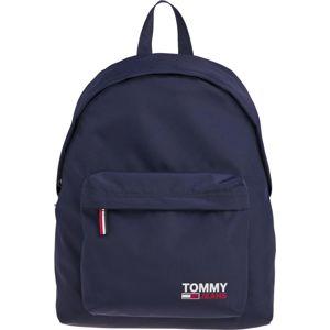 Tommy Jeans Batoh 'CAMPUS BOY'  červená / námornícka modrá / biela