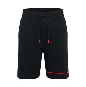 HUGO Shorts 'Dusol'  čierna