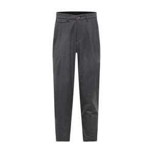 DRYKORN Plisované nohavice 'NOSH'  sivá