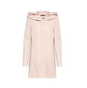 VERO MODA Prechodný kabát 'Verodona'  ružová