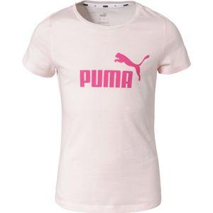 PUMA Tričko  ružová / ružová