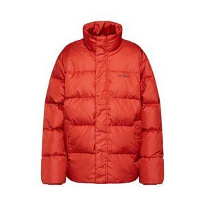 Carhartt WIP Jacke  hrdzavo červená