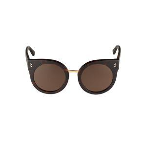 Stella McCartney Slnečné okuliare  hnedé