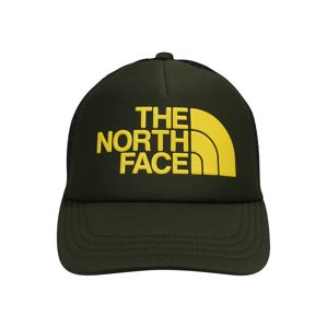 THE NORTH FACE Klobúk 'YOUTH LOGO TRUCKER'  žlté / olivová