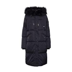 GUESS Zimný kabát 'ROXIE JACKET'  čierna