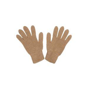 ABOUT YOU Prstové rukavice 'Nora'  béžová