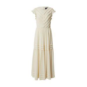Bardot Večerné šaty 'MABERLY'  biela