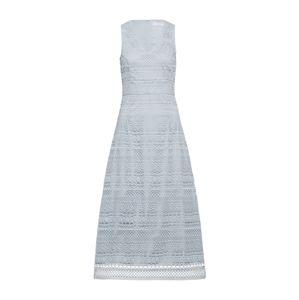 IVY & OAK Kokteilové šaty 'Graphic Lace Dress'  modrá