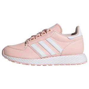 ADIDAS ORIGINALS Tenisky  ružová / biela