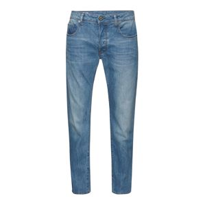 G-Star RAW Džínsy '3301 Straight'  modrá denim