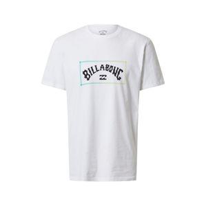 BILLABONG Tričko 'Arch'  biela / zmiešané farby