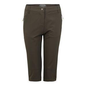KILLTEC Športové nohavice 'Terasi'  olivová