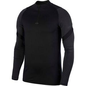 NIKE Funkčné tričko 'Strike'  čierna