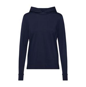 DRYKORN Sweatshirt 'Papilia'  námornícka modrá