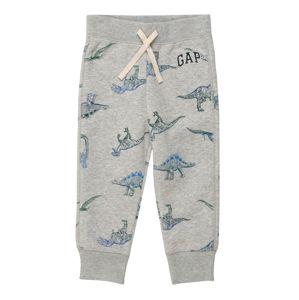 GAP Nohavice  sivá / zmiešané farby