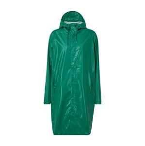 RAINS Funkčný kabát  zelená