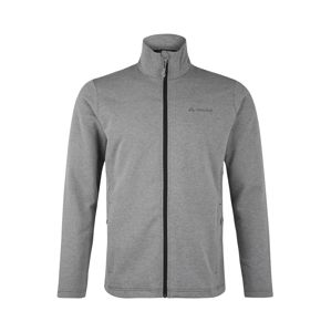 VAUDE Sweatjacke 'Valua'  sivá