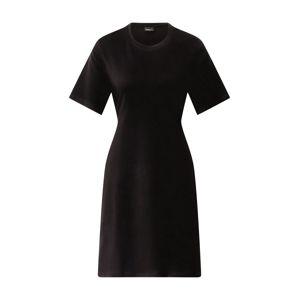 Gina Tricot Šaty 'Melinda'  čierna
