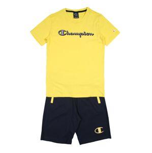 Champion Authentic Athletic Apparel Set  žlté