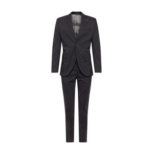 JACK & JONES Oblek 'JPRMELVIN HAWK SUIT'  tmavosivá