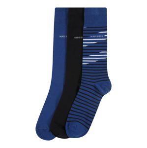 BOSS Ponožky 'RS Gift Set CC'  biela / modré / námornícka modrá