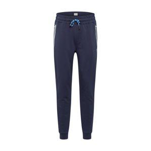 GUESS Športové nohavice 'Adam'  námornícka modrá