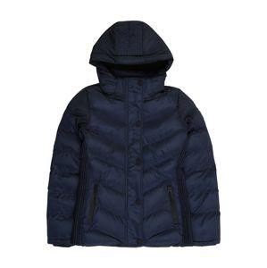 Cars Jeans Zimná bunda 'Lurdes'  námornícka modrá