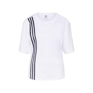 ADIDAS ORIGINALS Tričko 'TLRD'  biela / čierna