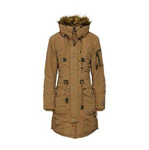 khujo Zimný kabát 'STEFANIA'  medová