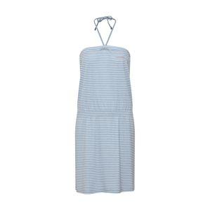 mazine Šaty  námornícka modrá / biela