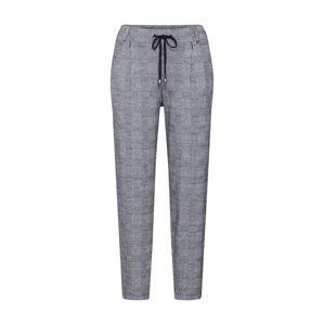 EDC BY ESPRIT Plisované nohavice  sivá