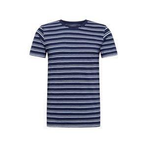 TOM TAILOR DENIM Shirt  biela / modré