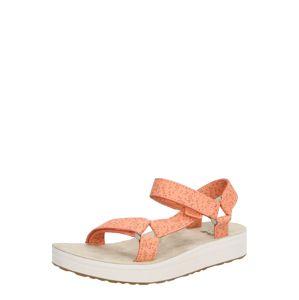 TEVA Sandále  oranžová