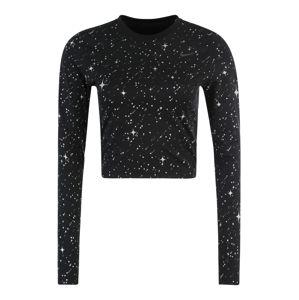 NIKE Funkčné tričko 'STARRY NIGHT'  čierna
