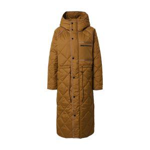 SECOND FEMALE Zimný kabát 'Prudence'  svetlohnedá