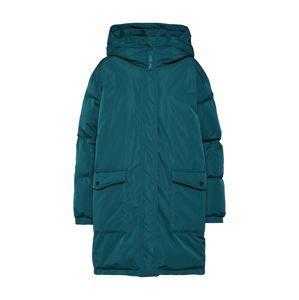Samsoe Samsoe Zimný kabát 'Okina'  petrolejová