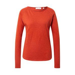 Rich & Royal Tričko  hrdzavo červená