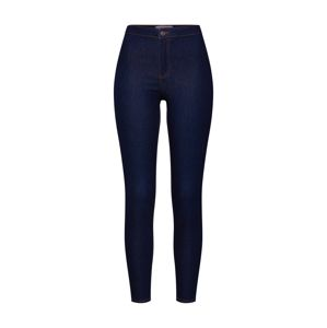 NEW LOOK Jeggings '16.03 WW DISCO FS SUPERSKINNY P58'  tmavomodrá