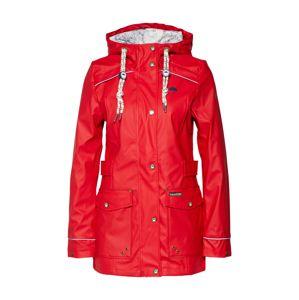 Schmuddelwedda Prechodná bunda  červené
